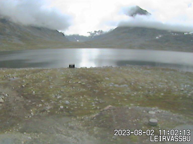 Webcam Leirvassbu, Lom, Oppland, Norwegen